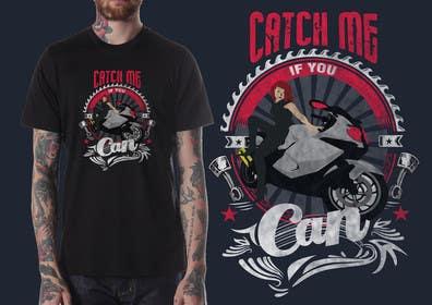 #29 untuk Catch Me If You Can T Shirt oleh ezaz09