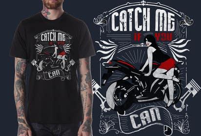 #37 untuk Catch Me If You Can T Shirt oleh ezaz09