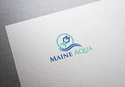 #46 untuk Design a Logo for Maine Aqua oleh thelionstuidos