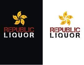 #217 for Design a Logo for republic liquor af DYNAMICWINGS