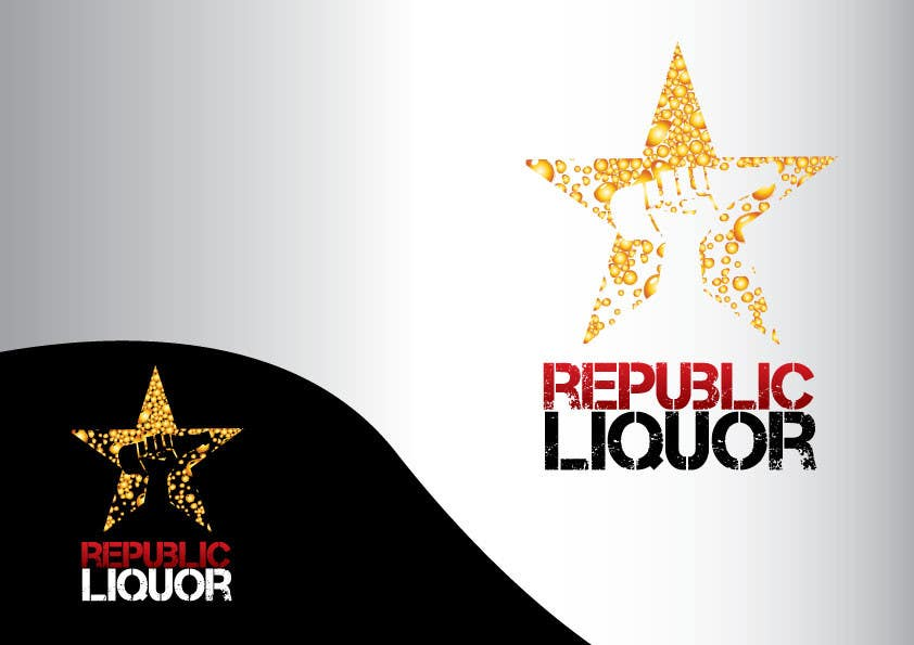 #24 for Design a Logo for republic liquor by GeorgeOrf