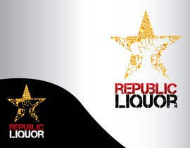 #24 para Design a Logo for republic liquor por GeorgeOrf