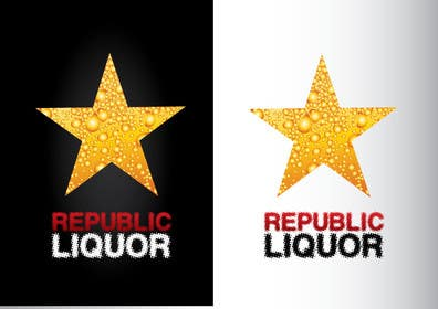 #350 for Design a Logo for republic liquor by GeorgeOrf