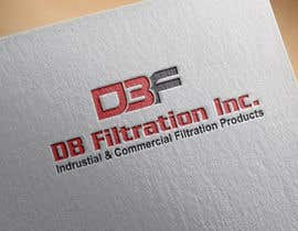 OnePerfection tarafından Design a Logo for DBFiltration için no 8