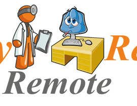 #7 untuk Design a Logo for my website Easy Remote Repair oleh AnimateModifier