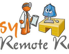 #8 untuk Design a Logo for my website Easy Remote Repair oleh AnimateModifier