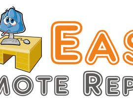 #10 untuk Design a Logo for my website Easy Remote Repair oleh AnimateModifier