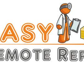 #11 untuk Design a Logo for my website Easy Remote Repair oleh AnimateModifier
