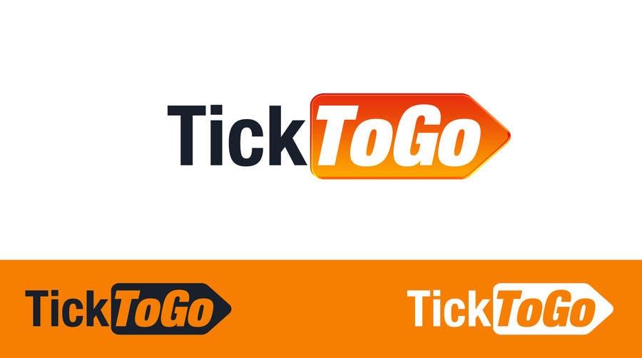 #2 for Design Logo for an Online Travel Agency (TickToGo) by Jevangood