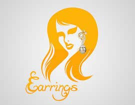 #44 for Design a Logo for Earrings Online Store by Nuonegraphics