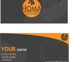 #30 untuk Design a Logo and a Business Card for a Media Company oleh probandara