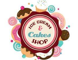 #65 untuk Design a Logo for  ice cream birthday cake shop oleh prathibhathomas