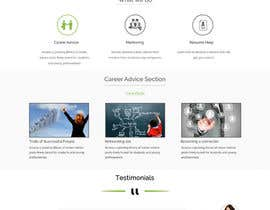 #6 untuk Design a wordpress website for a career advice startup oleh webidea12