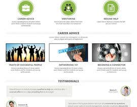 #12 untuk Design a wordpress website for a career advice startup oleh princevenkat