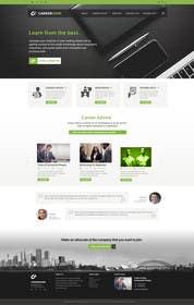 Nadasol tarafından Design a wordpress website for a career advice startup için no 23