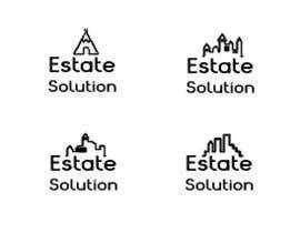 arimawebtech tarafından Design a Logo for Estate Solution için no 44