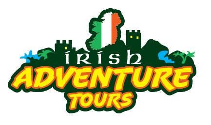 Penyertaan Peraduan #48 untuk Design a Logo for Irish Adventure Tours