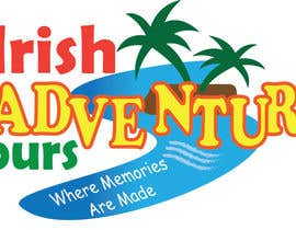 #49 untuk Design a Logo for Irish Adventure Tours oleh svaishya1