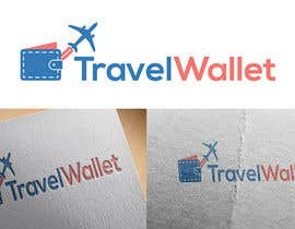 #6 untuk Design a Logo for the company TravelWallet oleh kingtimo