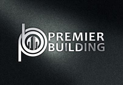 #76 untuk Edit the design of an existing construction logo to look more commercial. oleh zubidesigner