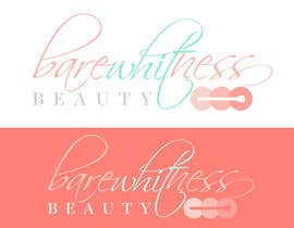 #66 for Design a Logo for BareWHITness Beauty by vladspataroiu