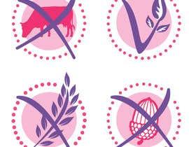 ORIGINCAROLINE tarafından Design some Icons for my existing brand için no 9