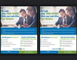 #19 for Design 5 Flyers for CPA Firm by ashanurzaman
