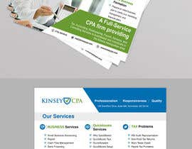 #23 for Design 5 Flyers for CPA Firm by rajesh12345