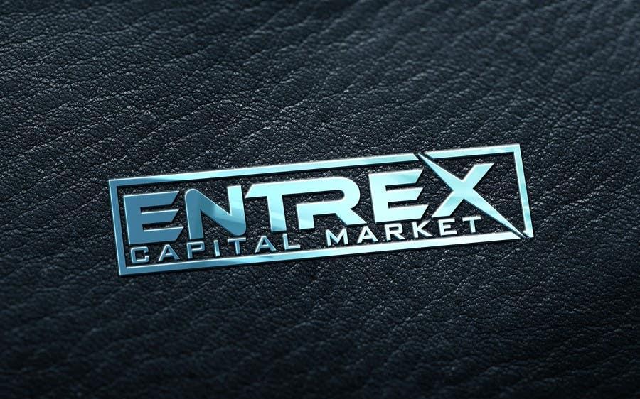 Penyertaan Peraduan #73 untuk Design a Logo for Entrex Capital Market