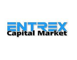 #5 untuk Design a Logo for Entrex Capital Market oleh TheSocialMarketi