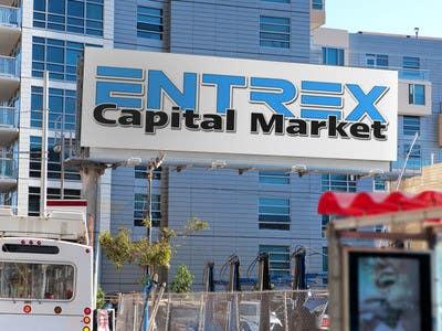Penyertaan Peraduan #56 untuk Design a Logo for Entrex Capital Market