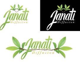 #44 untuk Concevez un logo for Janati oleh Mjeanjean