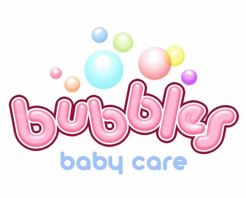 Kilpailutyö #235 kilpailussa Logo Design for brand name 'Bubbles Baby Care'