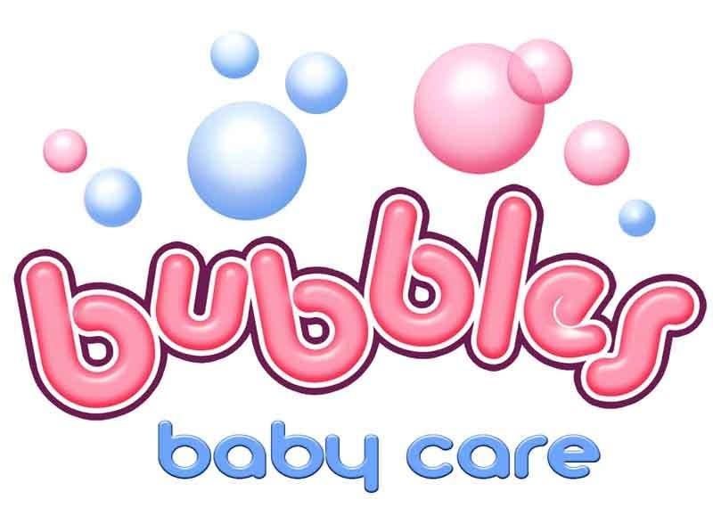 Kilpailutyö #190 kilpailussa Logo Design for brand name 'Bubbles Baby Care'