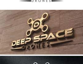 #64 untuk Design a Logo for Deep Space Drones oleh wilfridosuero