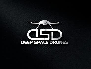 #149 untuk Design a Logo for Deep Space Drones oleh sdartdesign