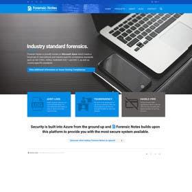 #29 untuk Design a Website Mockup - $500 USD Prize oleh Nadasol
