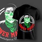Design a T-Shirt Design for Abner Mares için Graphic Design22 No.lu Yarışma Girdisi