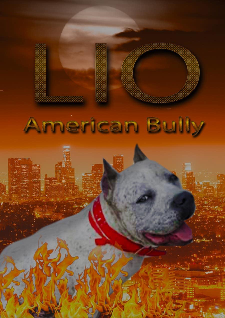 Penyertaan Peraduan #13 untuk I need a design for my dog