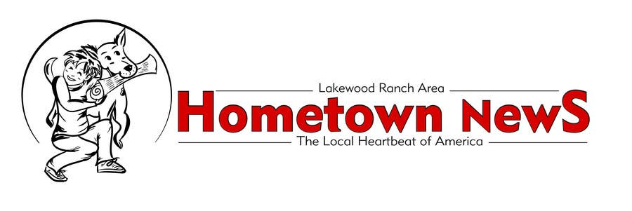 #48 for Icon and Magazine Name design for new company, Hometown News by PamelaStecyk