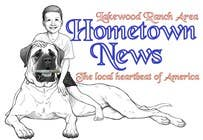 Contest Entry #32 for Icon and Magazine Name design for new company, Hometown News