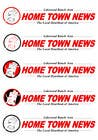 Contest Entry #46 for Icon and Magazine Name design for new company, Hometown News
