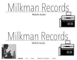 #11 untuk Design a Banner for Milkman Recordings Facebook Page oleh morietschel