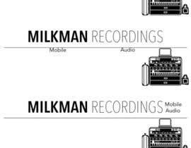 #23 untuk Design a Banner for Milkman Recordings Facebook Page oleh morietschel