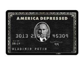 #23 untuk Design American Express Black Card similar copy oleh roops84