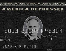 #29 untuk Design American Express Black Card similar copy oleh MooN5729