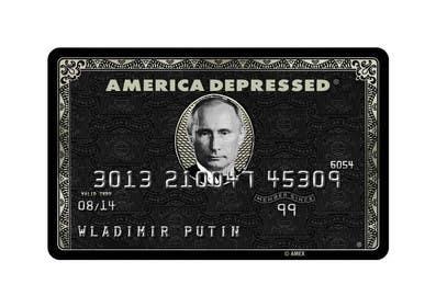#43 untuk Design American Express Black Card similar copy oleh DarinaVasileva