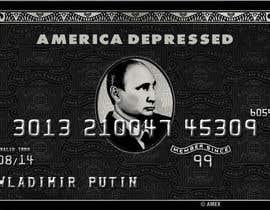#59 untuk Design American Express Black Card similar copy oleh stanfordvictor