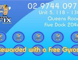 #14 untuk Design a loyalty card oleh ayishascorpio