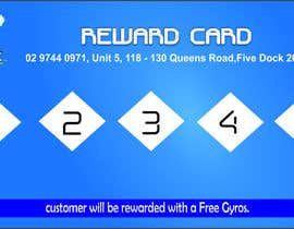 #3 untuk Design a loyalty card oleh naqash2